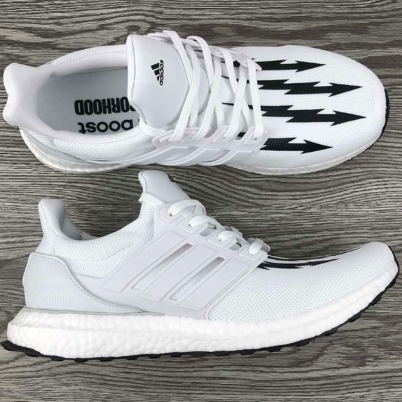 Other - NEIGHBORHOOD x Adidas Ultra Boost 4.0 white mens r